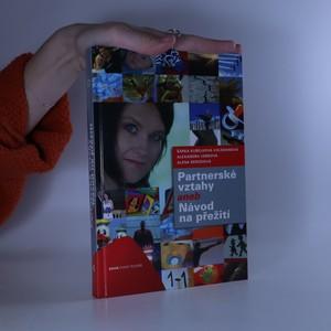 náhled knihy - Partnerské vztahy, aneb, Návod na přežití