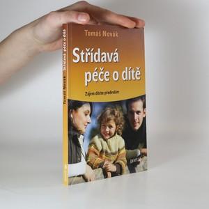 náhled knihy - Střídavá péče o dítě : zájem dítěte především