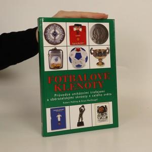 náhled knihy - Fotbalové klenoty
