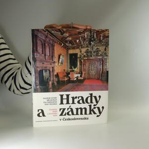 náhled knihy - Hrady a zámky v československu
