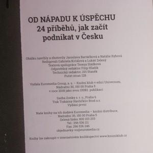 antikvární kniha Od nápadu k úspěchu : 24 příběhů, jak začít podnikat v Česku, 2018