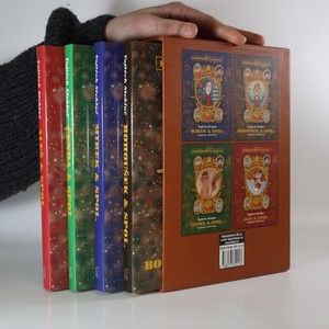 náhled knihy - Boříkovy lapálie. 1. - 4. díl. (4 svazky, komplet, viz foto)
