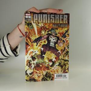 náhled knihy - Punisher Kill Krew. Číslo 1.