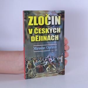 náhled knihy - Zločin v českých dějinách