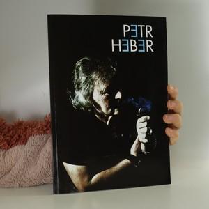 náhled knihy - Petr Heber (věnování umělce)