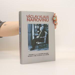 náhled knihy - Narovinu (věnování autora)
