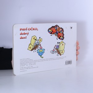 antikvární kniha Paví očko, dobrý den!, 2005