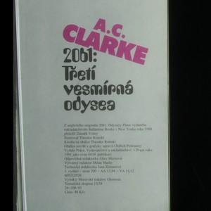 antikvární kniha 2061: Třetí vesmírná odysea, 1991