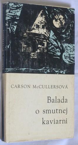 náhled knihy - Balada o smutnej kaviarni