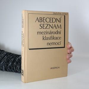 náhled knihy - Abecední seznam mezinárodní klasifikace nemocí