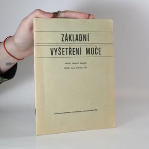 náhled knihy - Základní vyšetření moči
