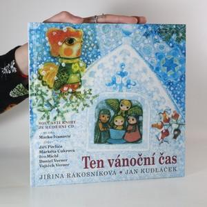 náhled knihy - Ten vánoční čas (chybí CD)