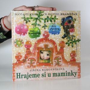 náhled knihy - Hrajeme si u maminky (chybí CD)