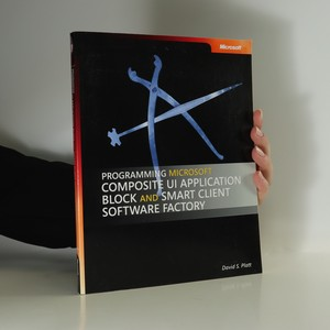 náhled knihy - Programming Microsoft Composite UI application block and smart client software factory