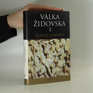 náhled knihy - Válka židovská I