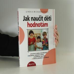 náhled knihy - Jak naučit děti hodnotám