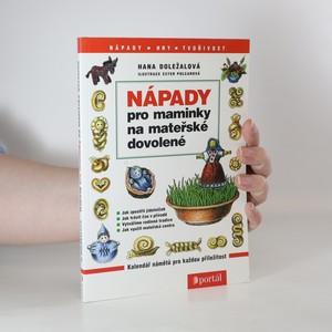 náhled knihy - Nápady pro maminky na mateřské dovolené