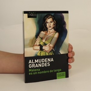 náhled knihy - Malena es un nombre de tango