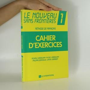 náhled knihy - Le nouveau sans frontieres. Méthode de français. 1. Cahier d'exercices