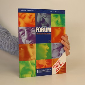 náhled knihy - Forum. Méthode de français 2