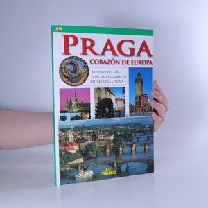 náhled knihy - Praga. Corazón de Europa