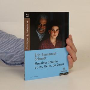 náhled knihy - Monsieur Ibrahim et les fleurs du Coran