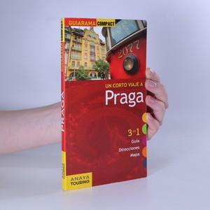 náhled knihy - Un Corto Viaje a Praga (chybí mapa)