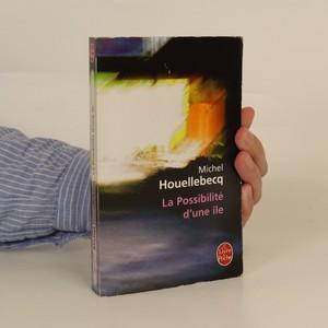 náhled knihy - La Possibilité d'une île