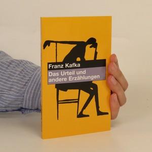náhled knihy - Das Urteil und andere Erzählungen