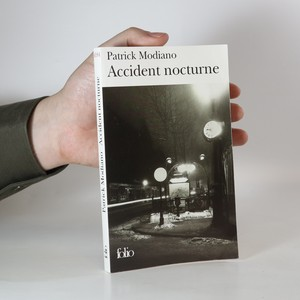 náhled knihy - Accident nocturne