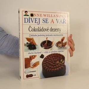 náhled knihy - Dívej se a vař. Čokoládové dezerty