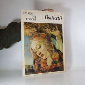 náhled knihy - Botticelli. I maestri del colore (číslo 8)