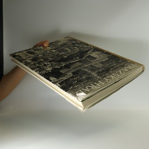 antikvární kniha Pražský hrad, 1969