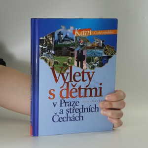 náhled knihy - Výlety s dětmi v Praze a středních Čechách