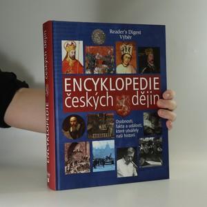 náhled knihy - Encyklopedie českých dějin