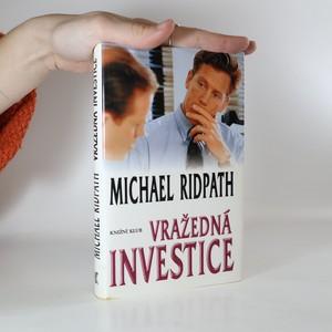 náhled knihy - Vražedná investice