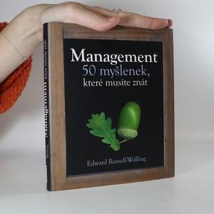 náhled knihy - Management : 50 myšlenek, které musíte znát