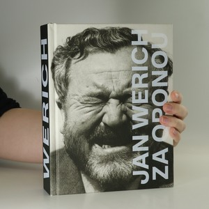 náhled knihy - Jan Werich za oponou