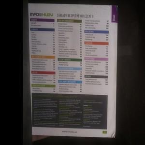 antikvární kniha Základy bezpečného lezení II., 2011