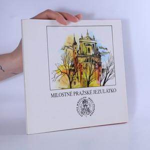 náhled knihy - Milostné pražské jezulátko
