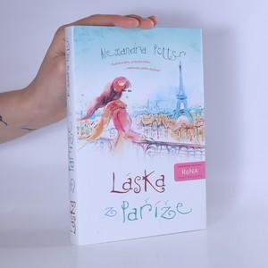 náhled knihy - Láska z Paříže