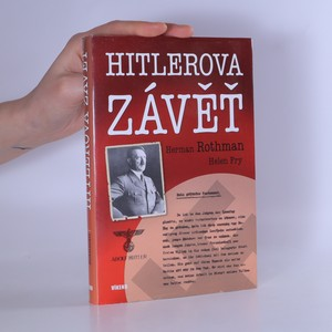 náhled knihy - Hitlerova závěť