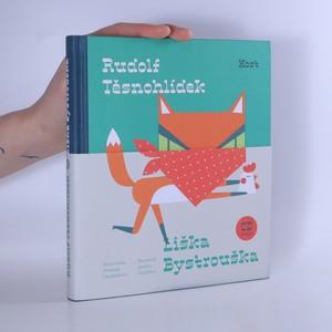 náhled knihy - Liška Bystrouška (včetně CD)
