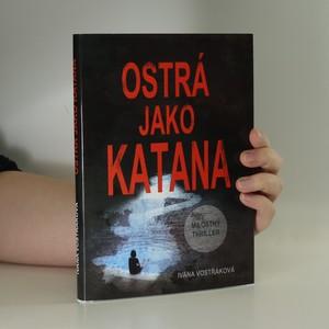 náhled knihy - Ostrá jako katana