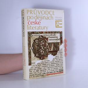 náhled knihy - Průvodce po dějinách české literatury