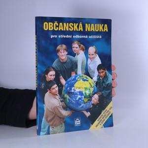 náhled knihy - Občanská nauka pro střední odborná učiliště