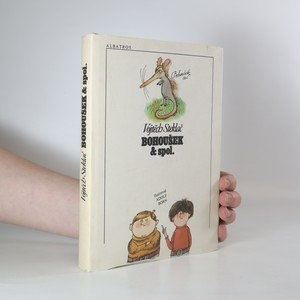 náhled knihy - Bohoušek  a spol.