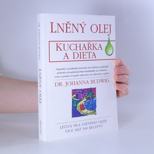 náhled knihy - Lněný olej. Kuchařka a dieta