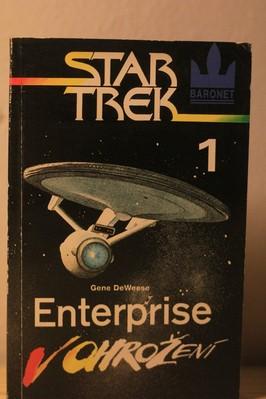náhled knihy - Enterprise v ohrožení