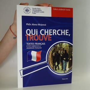 náhled knihy - Qui cherche, trouve